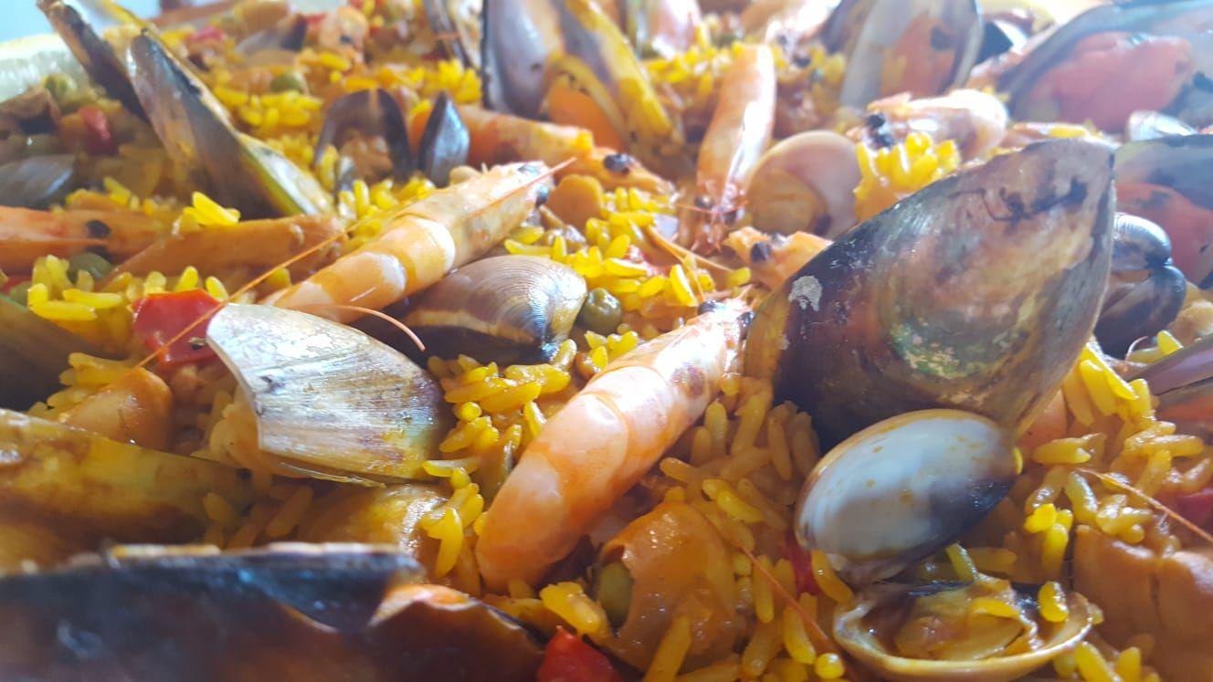 Paellas y arroces en Granadilla de Abona