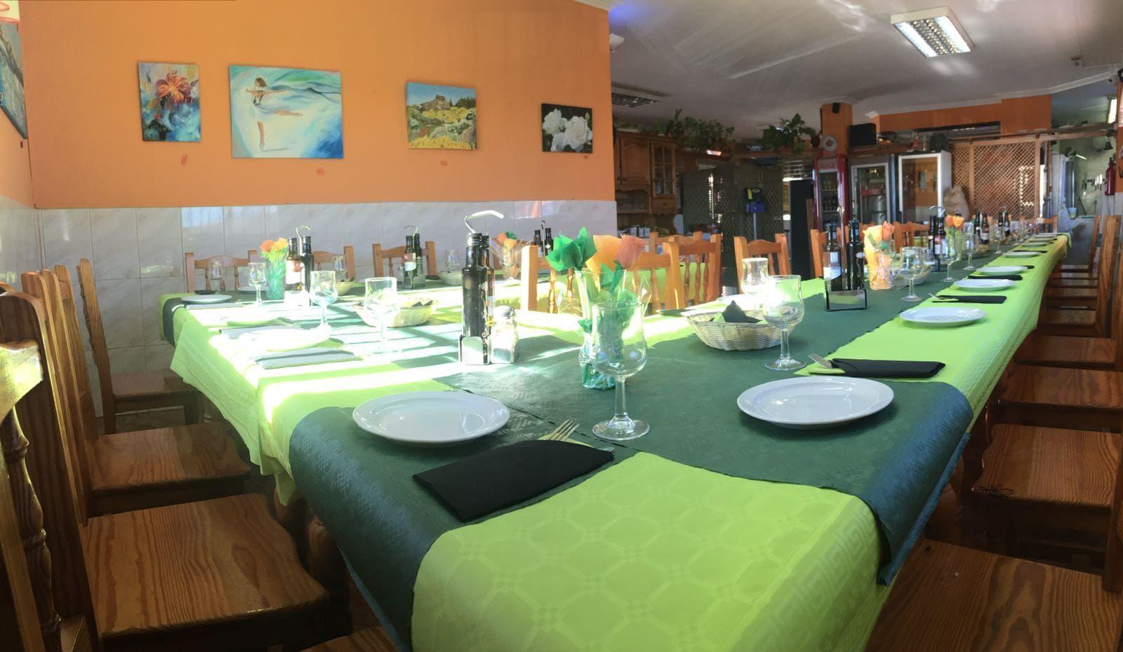 Menús diarios en Granadilla de Abona