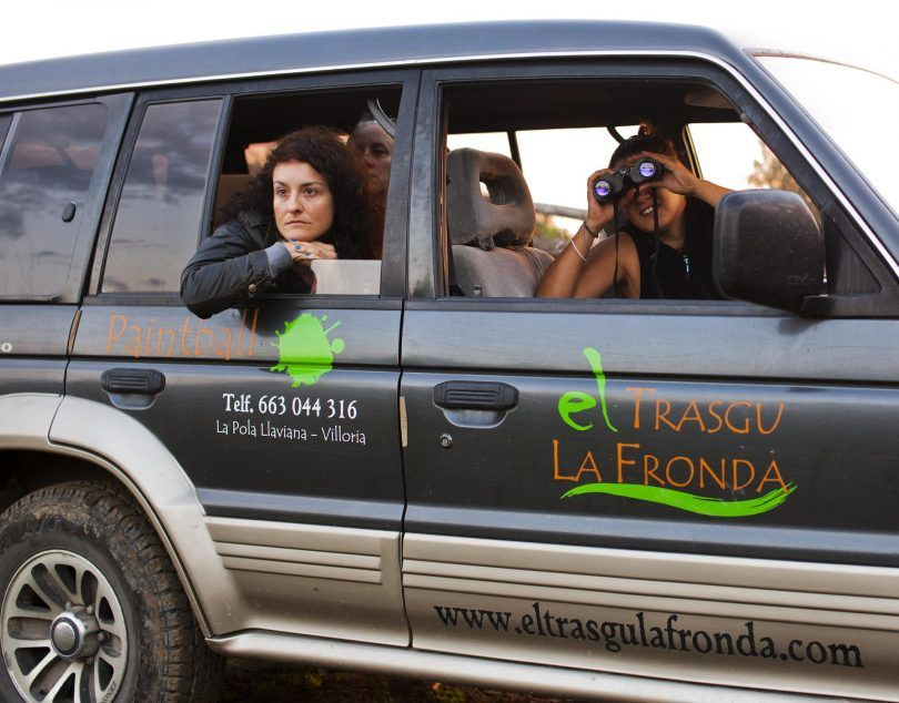 Rutas en 4X4: Actividades de El Trasgu La Fronda
