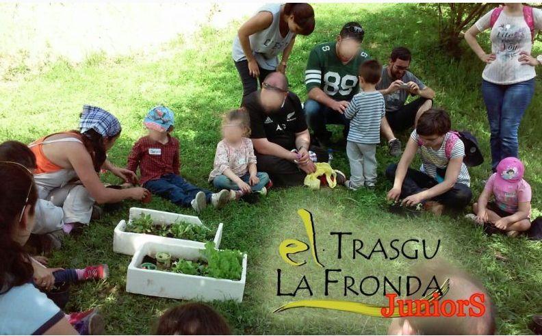 Actividades en familia: Actividades de El Trasgu La Fronda