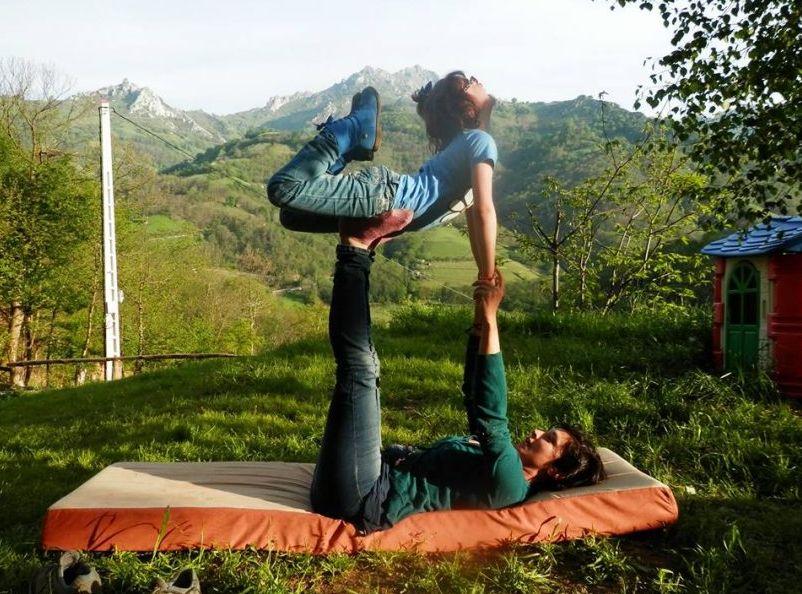 Relax y yoga: Actividades de El Trasgu La Fronda
