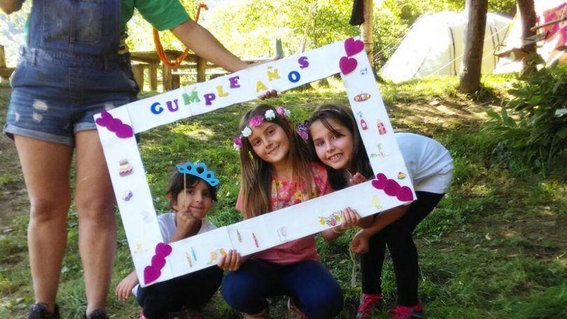 Cumpleaños: Actividades de El Trasgu La Fronda