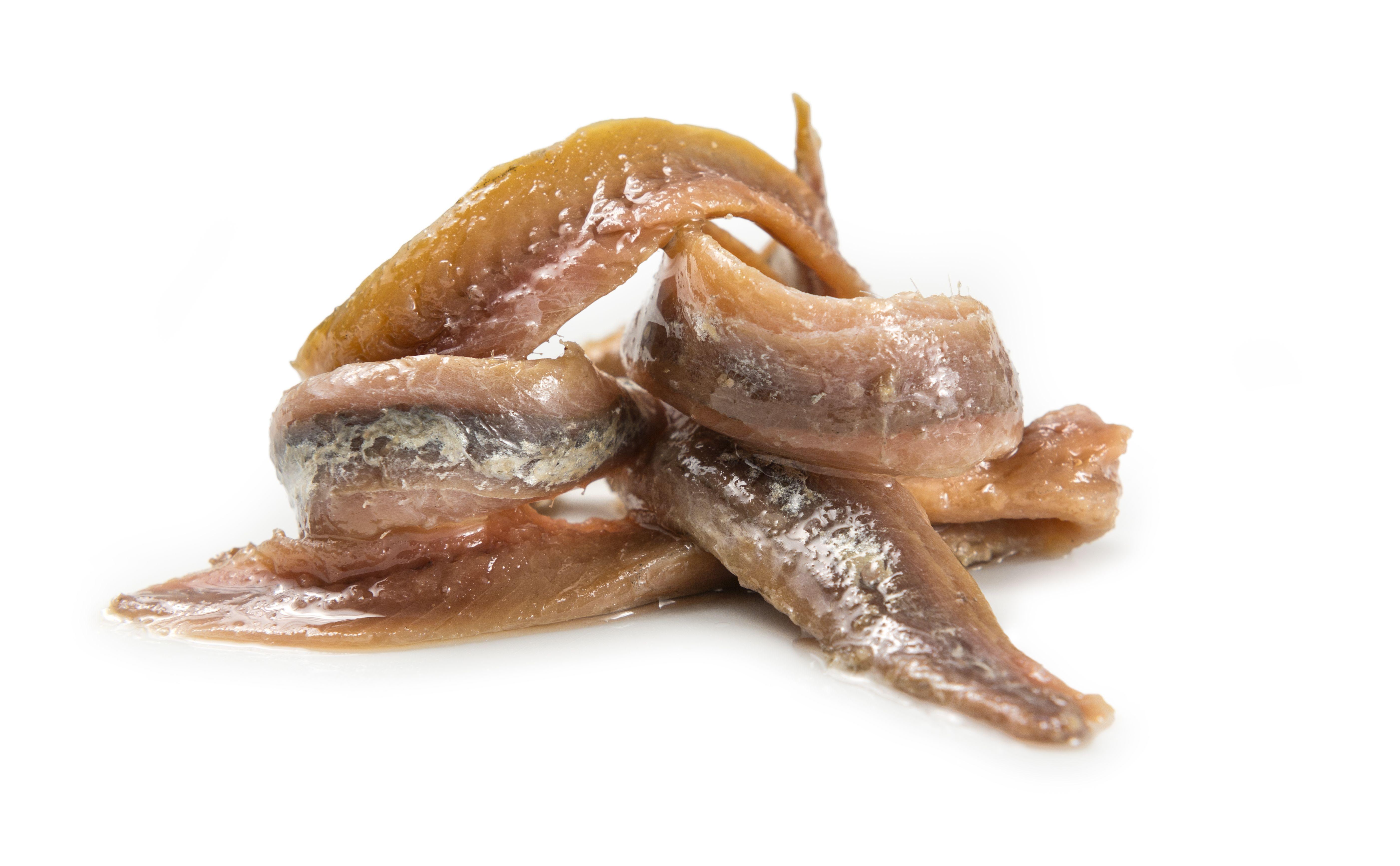 Elaboración de anchoas en salazón en Santoña