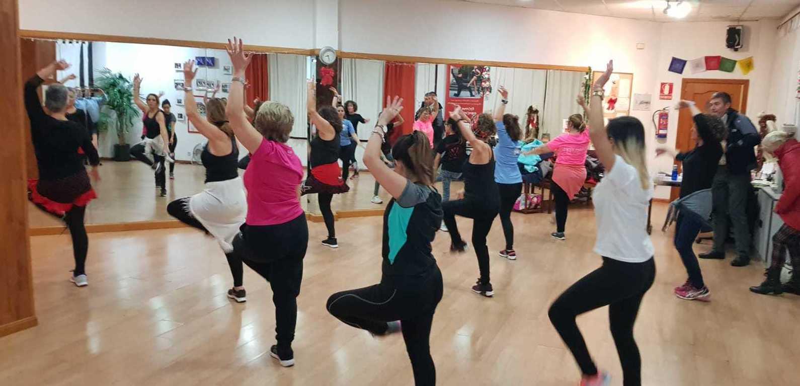 Foto 8 de Academias de bailes de salón en  | CAB - Baile