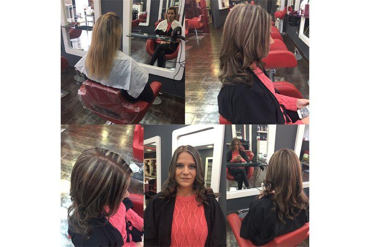 Salón de belleza especializado en peluquería