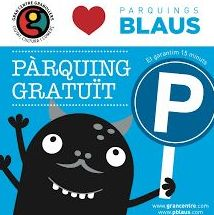 Parking Blaus