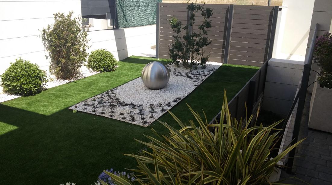 Diseño de Proyectos de jardines y terrazas en Madrid