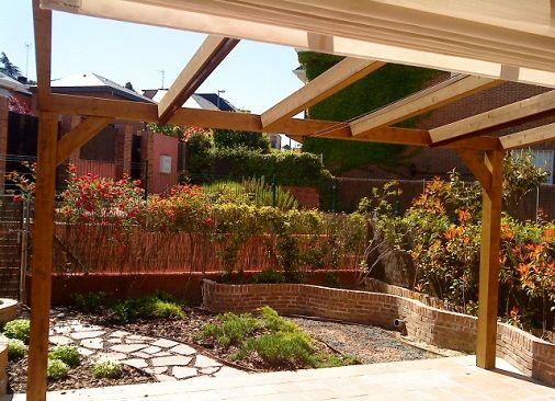 Reformas de jardines y terrazas en Madrid
