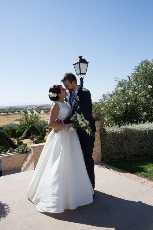 Fotografías post-boda en Toledo