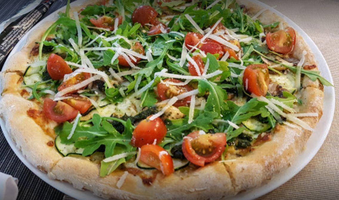 Pizzas: Carta de La Malafemmina