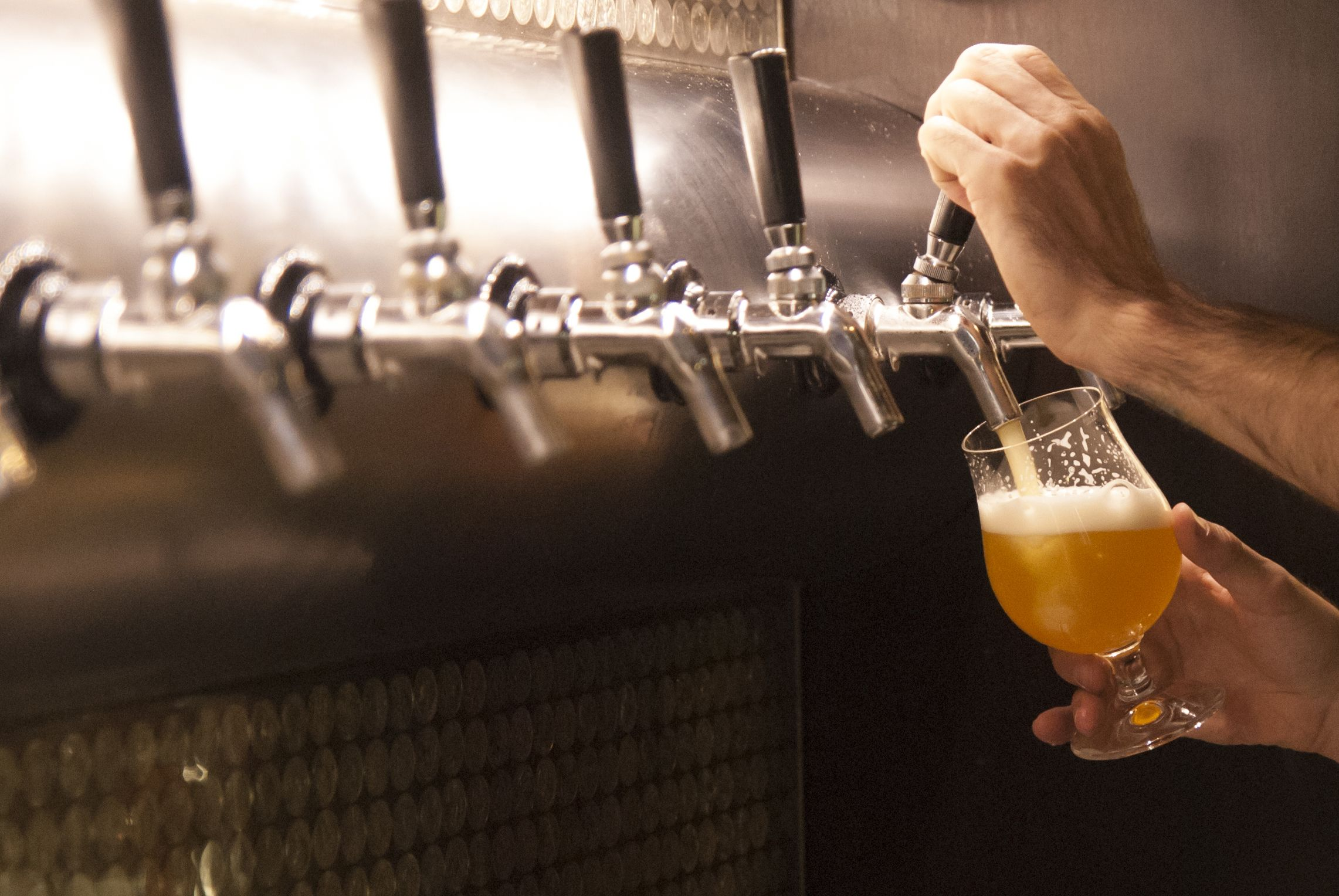 Cervezas: Carta de La Malafemmina