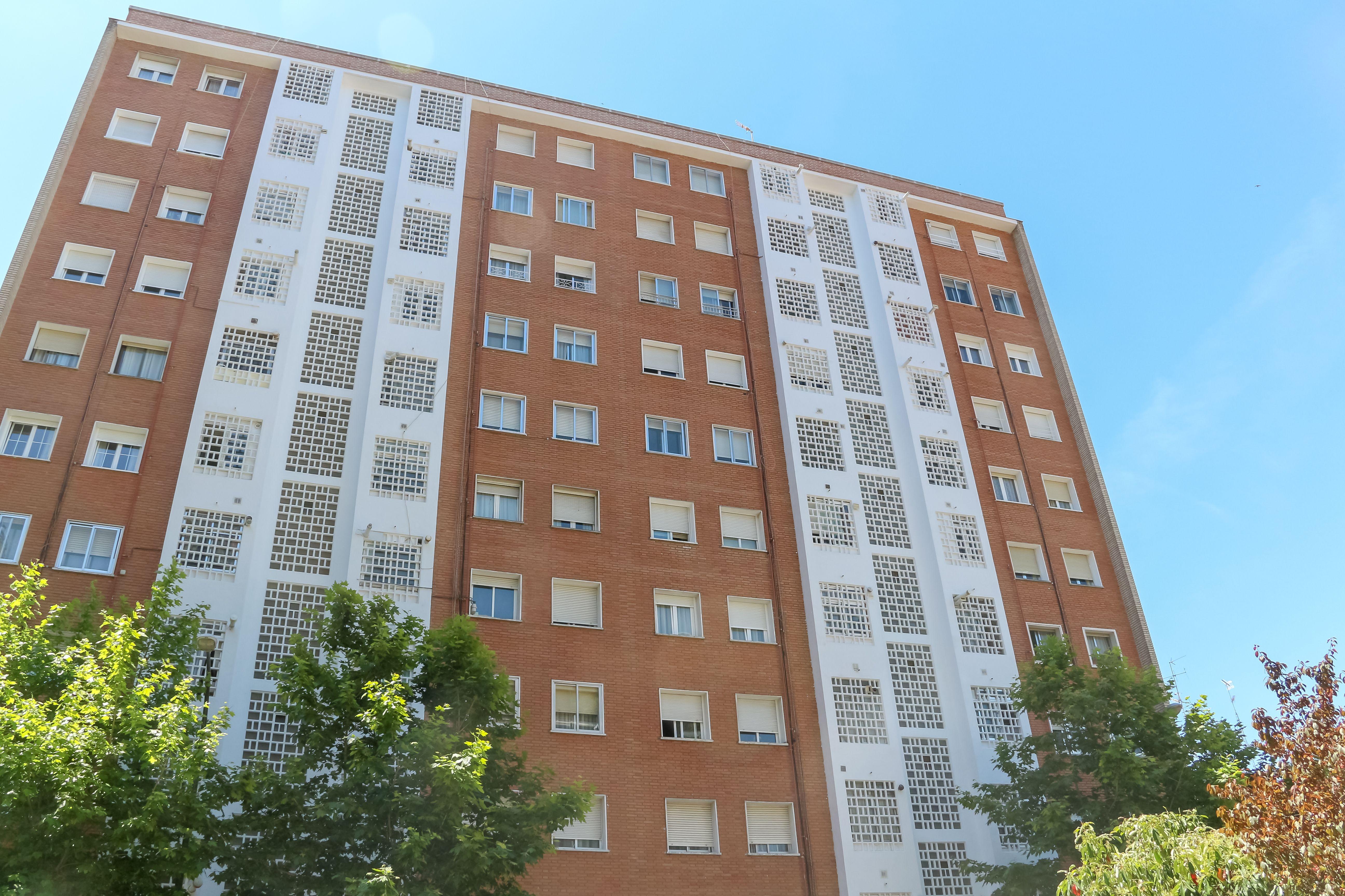 Renovación de fachadas en Madrid