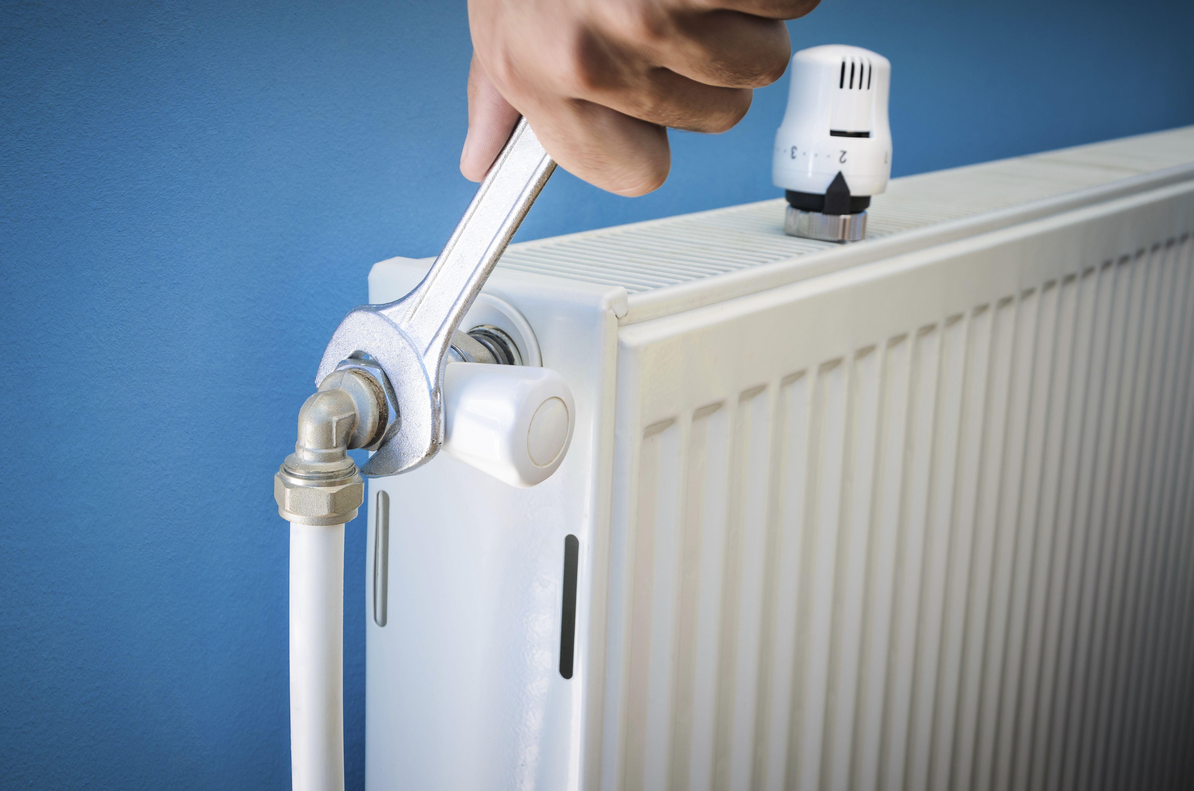 Instalaciones de calefacción en edificios en Madrid