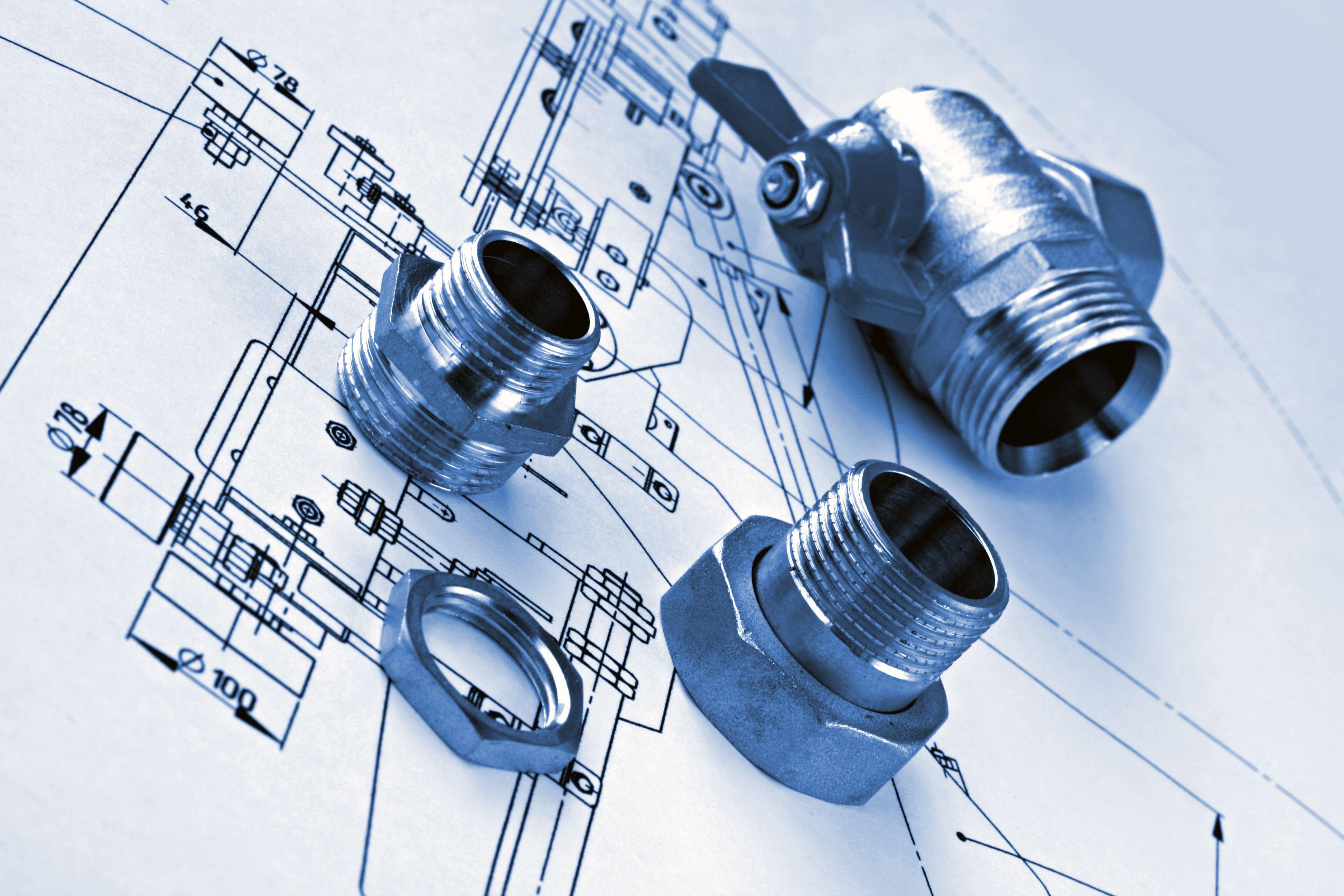 Instalaciones generales de fontanería y calefacción en edificios
