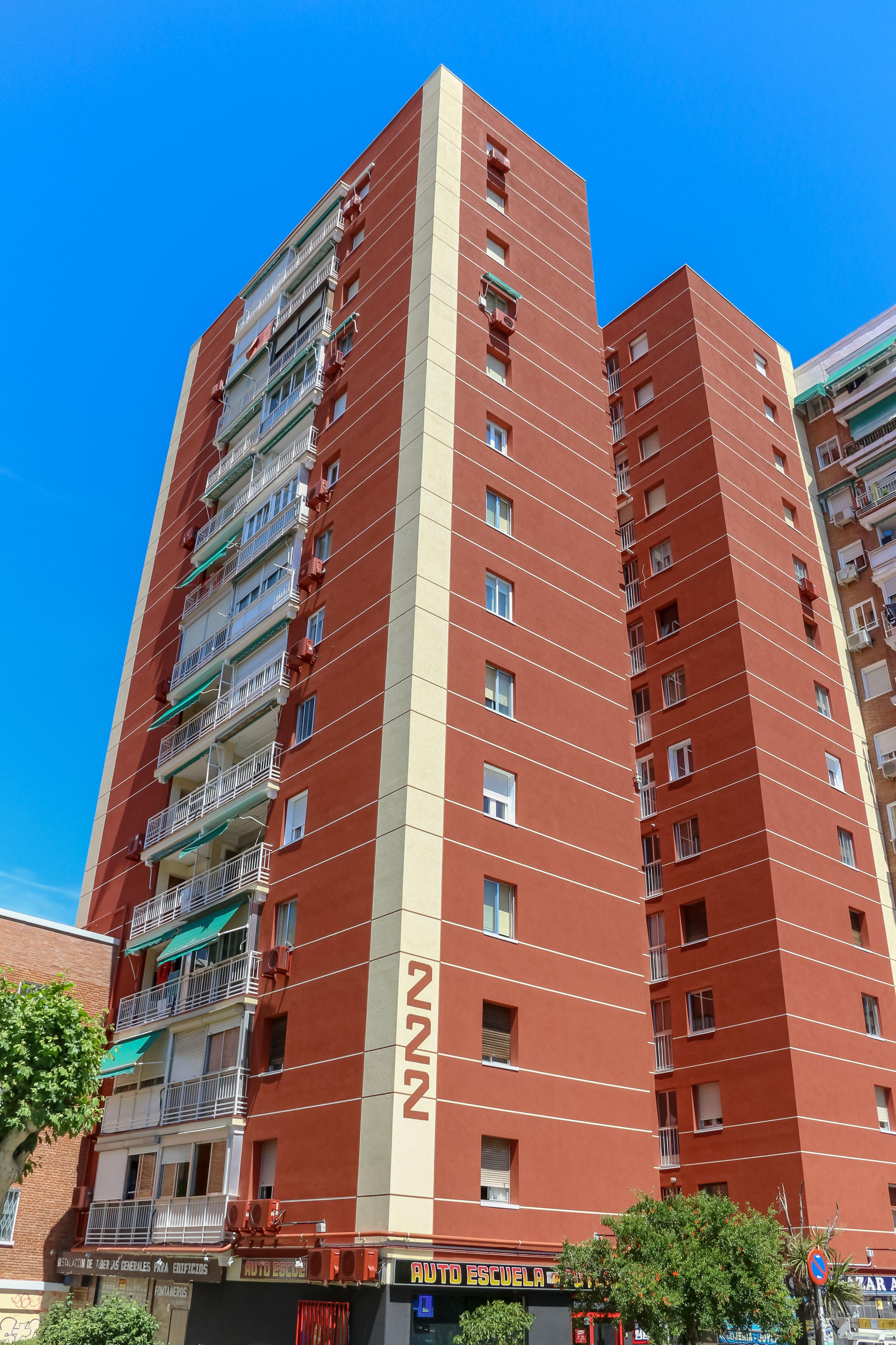 Instalaciones generales en edificios nuevos en Madrid