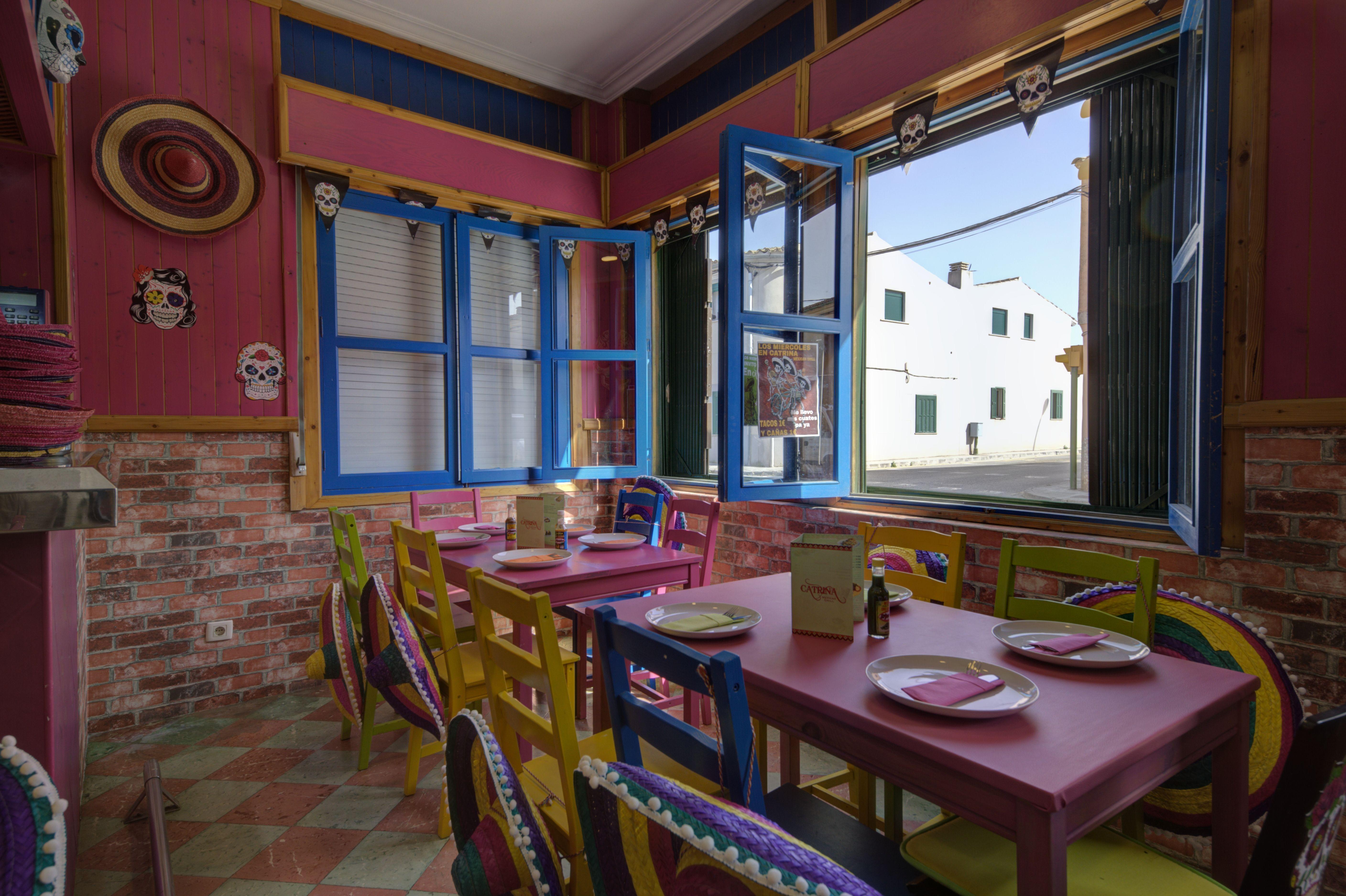 Comida rápida mexicana en Palma de Mallorca