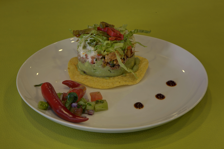 Gastronomía mexicana a domicilio