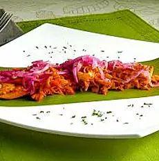 Cochinita pibil: Carta de Catrina Mexican Grill