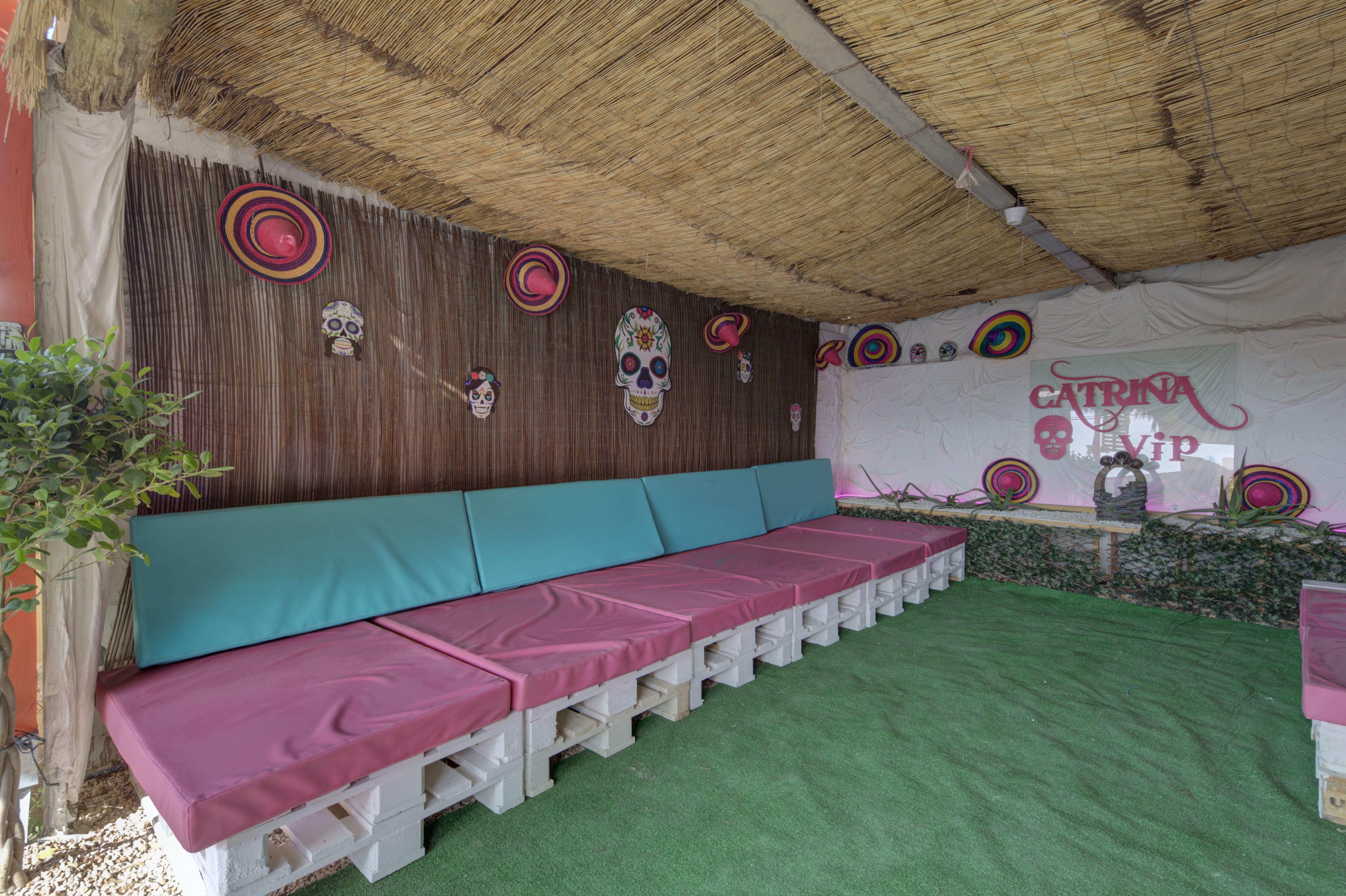 Restaurante mexicano con salón para celebraciones en Palma de Mallorca