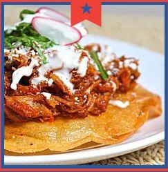 Enchiladas: Carta de Catrina Mexican Grill