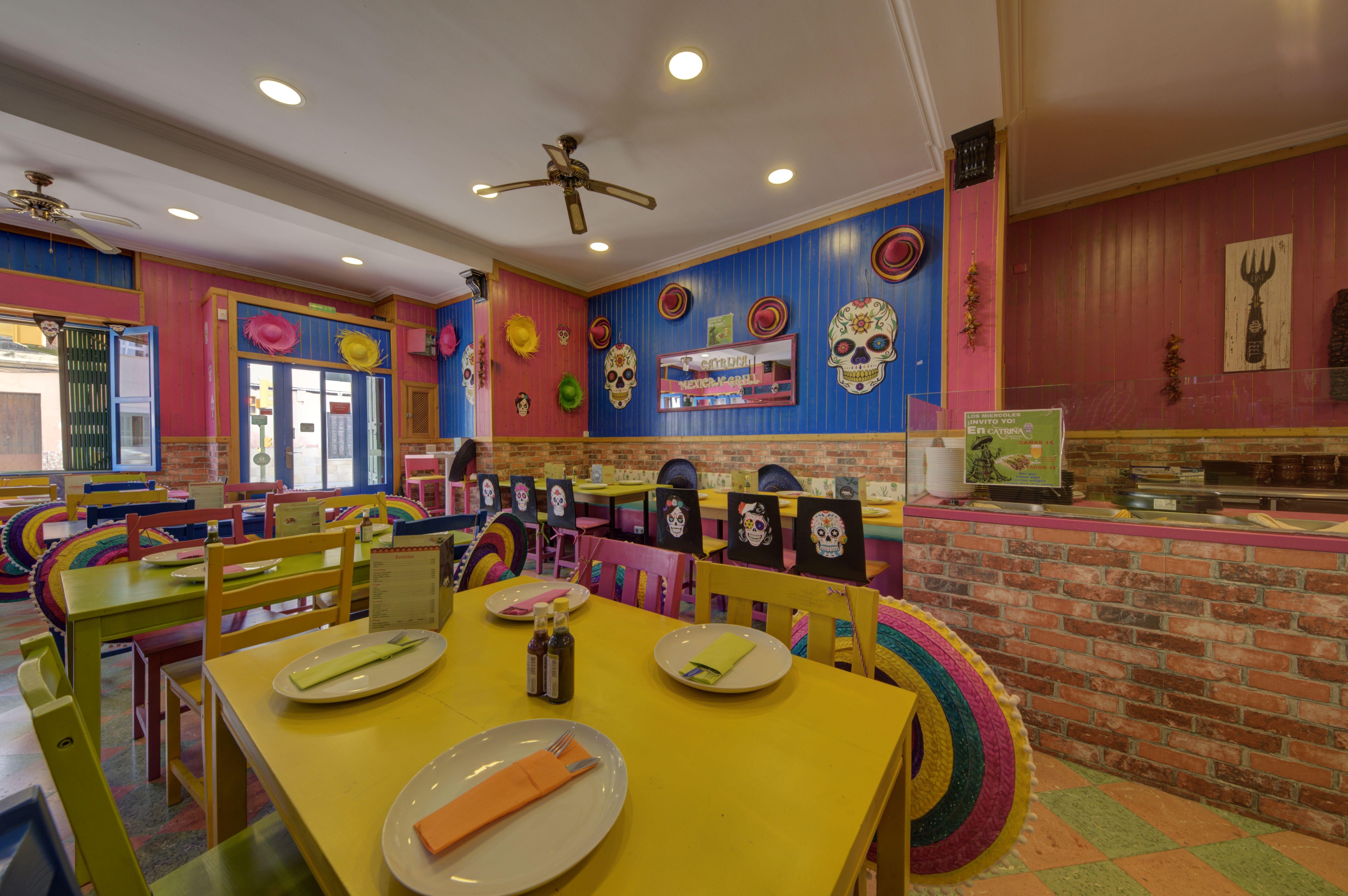 Gastronomía mexicana en Baleares
