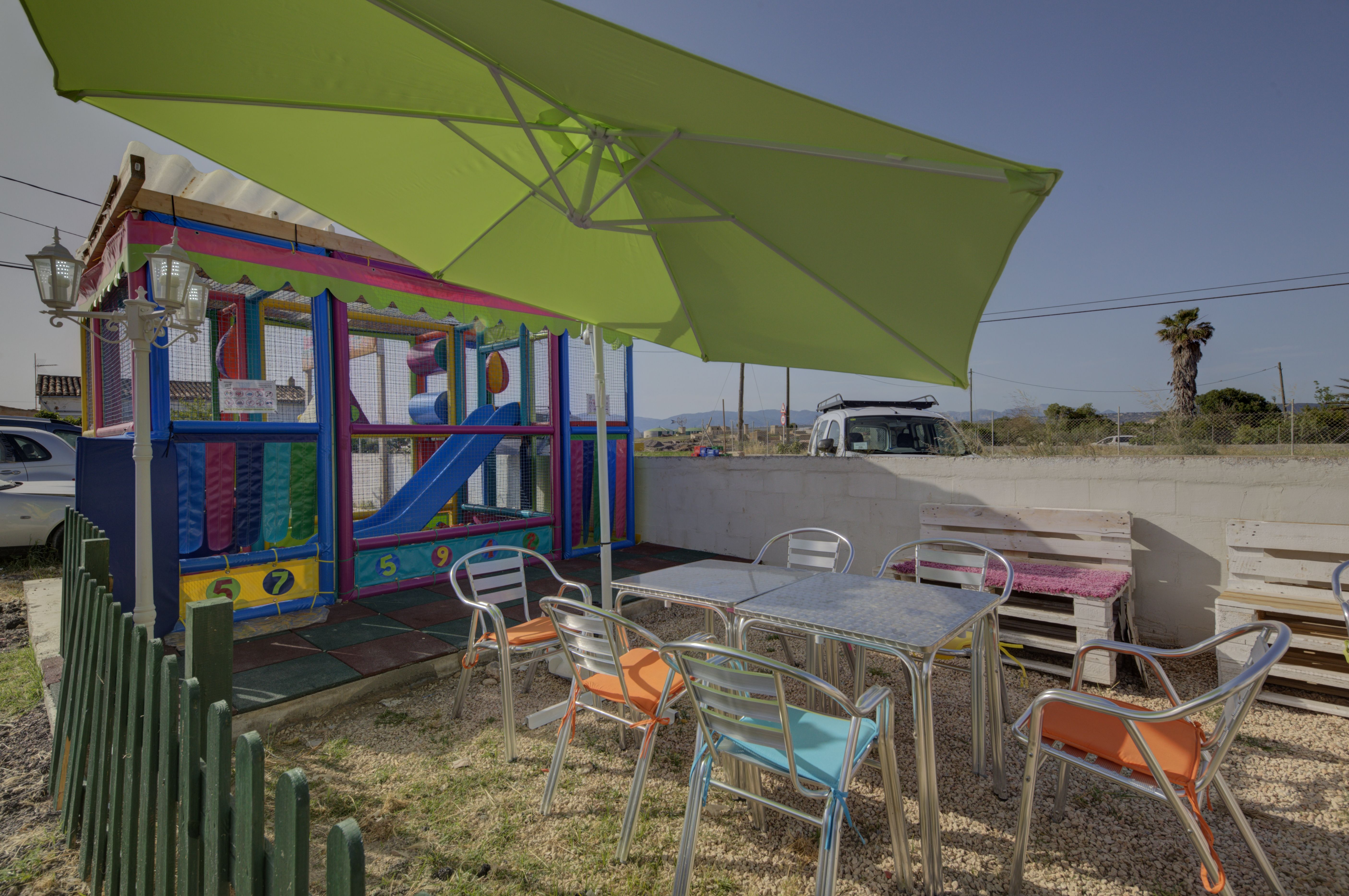 Restaurante mexicano cerca de la playa en Palma de Mallorca