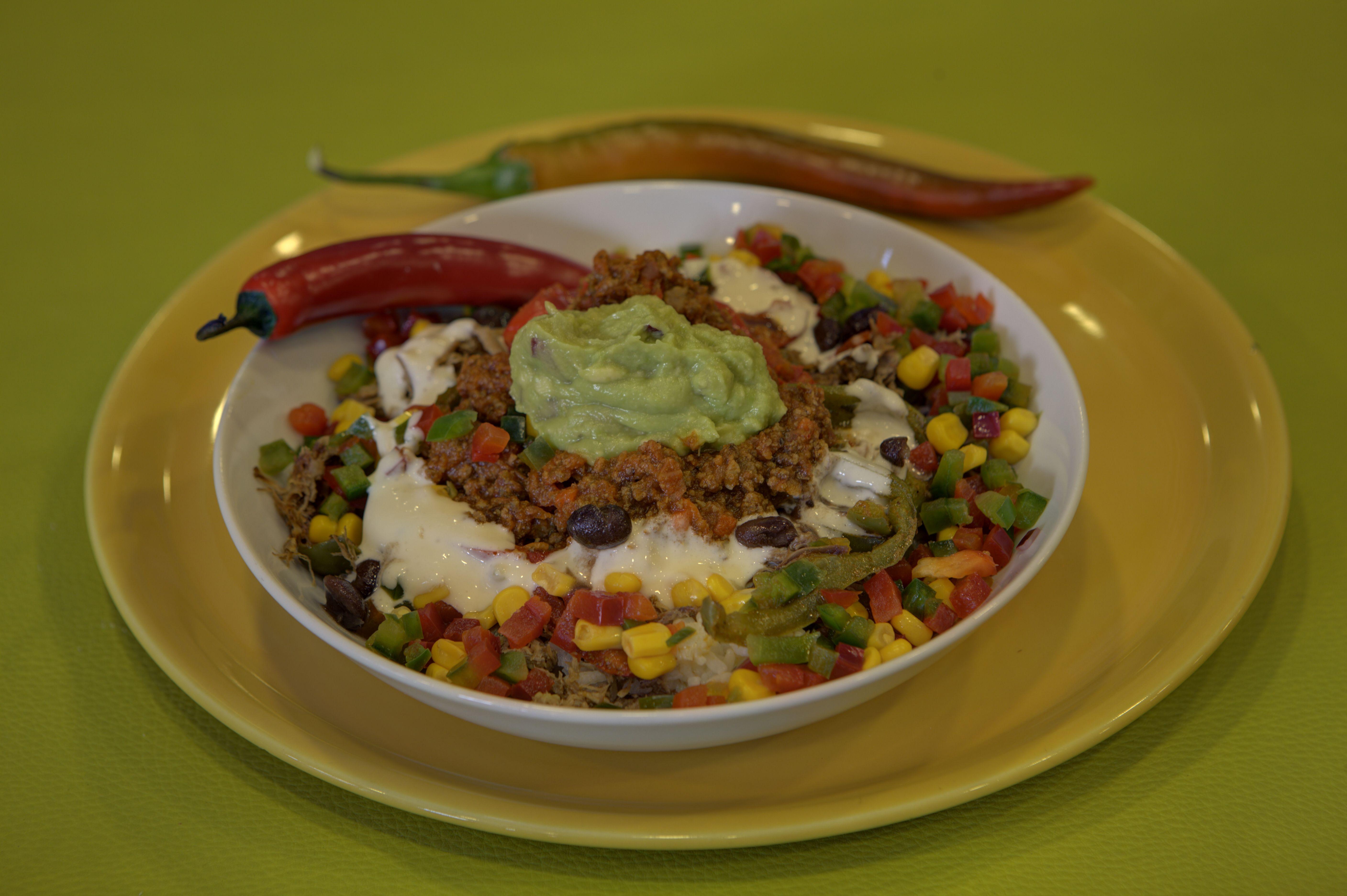 Comida a domicilio mexicana