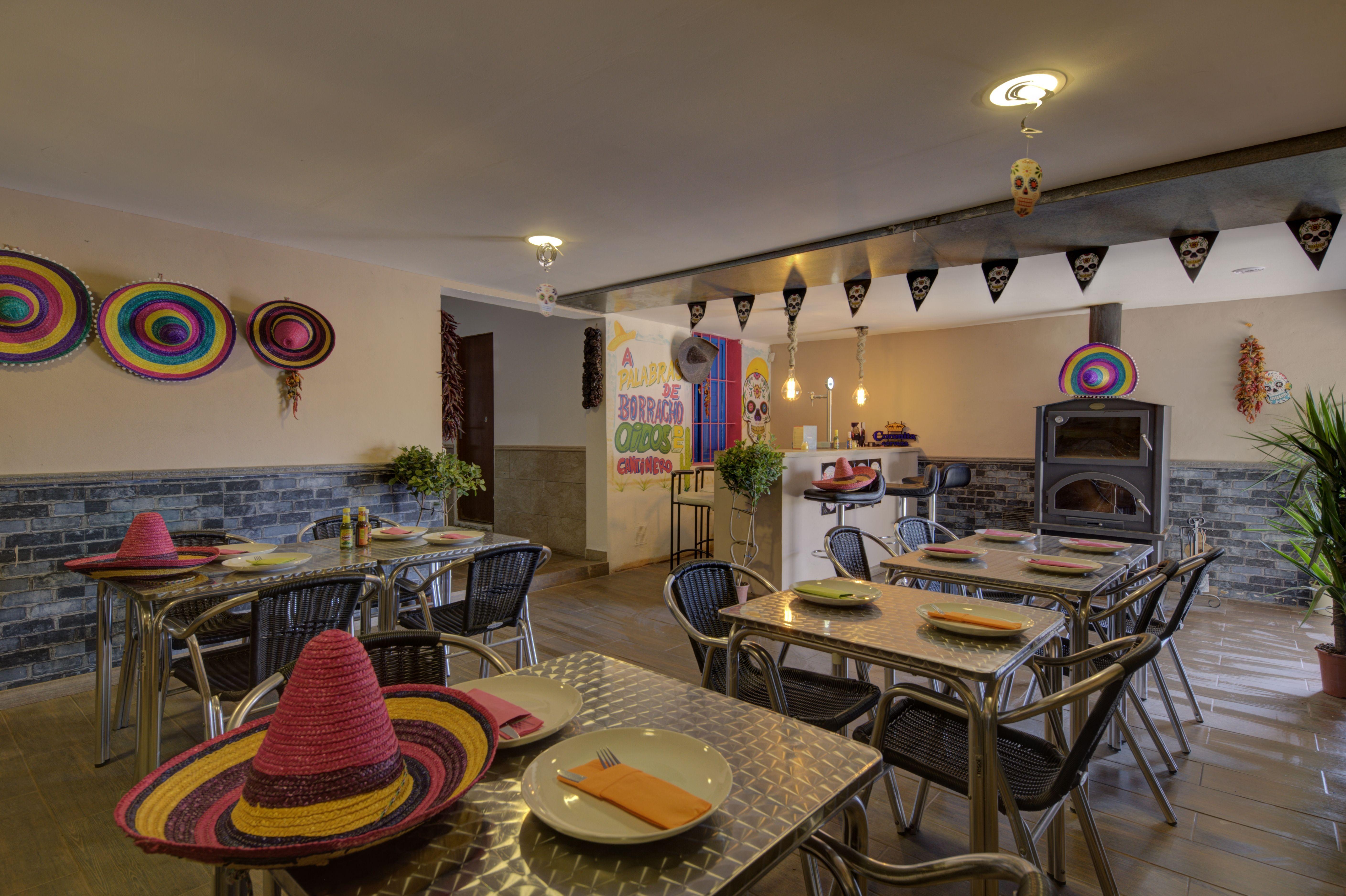 Restaurante mexicano en Palma de Mallorca