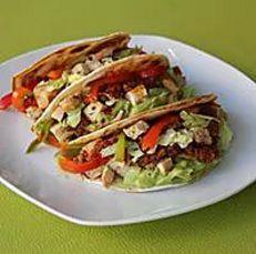 Tacos suaves: Carta de Catrina Mexican Grill