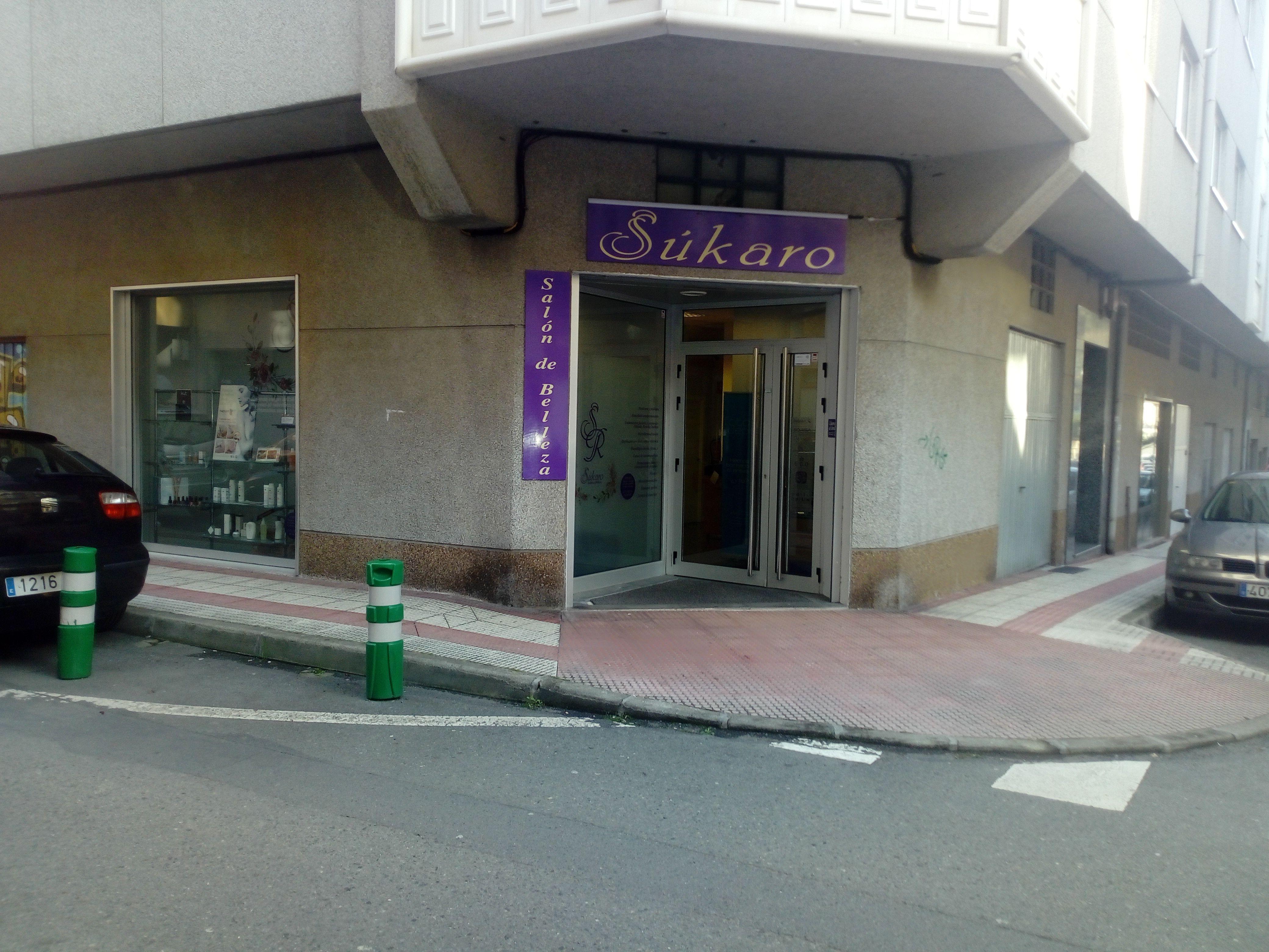Centro de estética en Arteixo