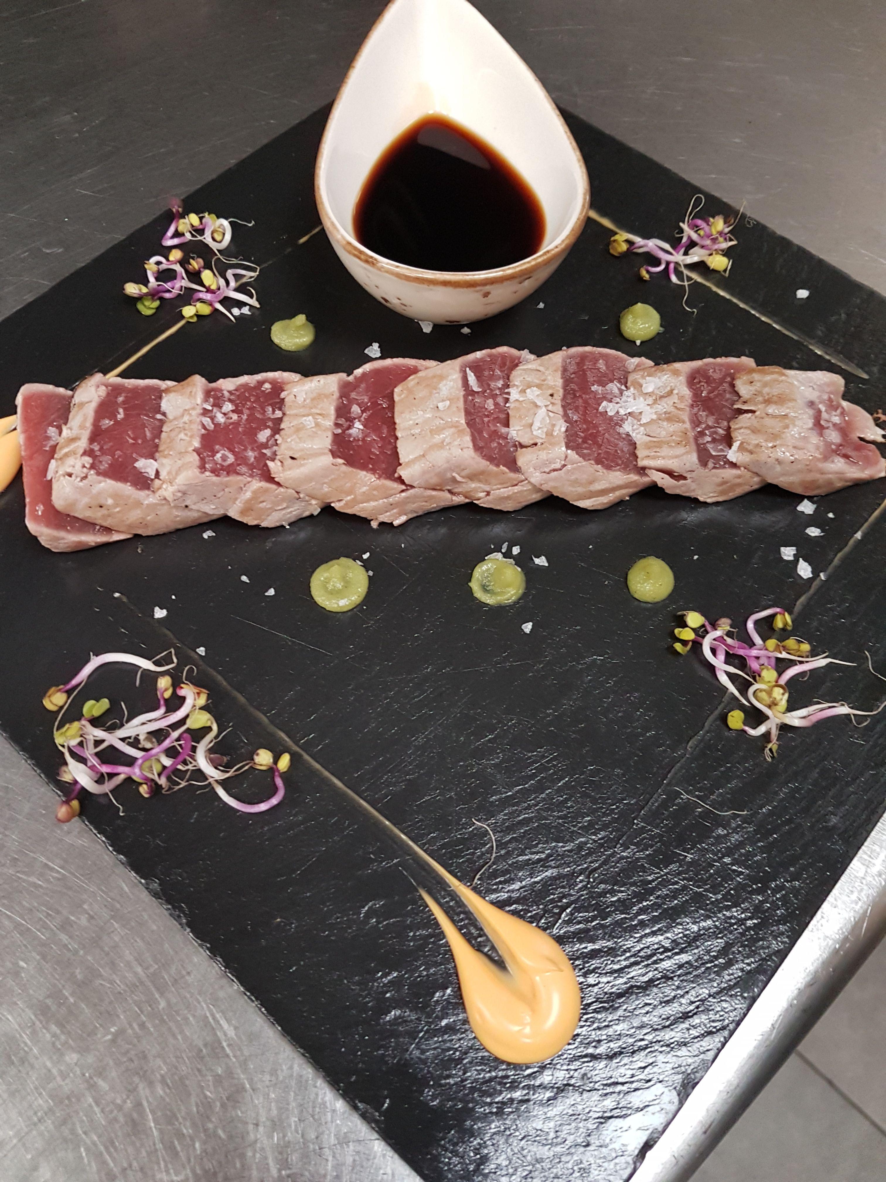 Carnes selectas en Restaurate Gallego A Cañiza Villaverde
