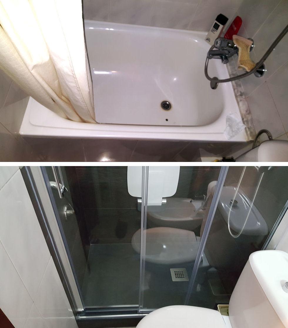 Reformas de baños en Premià de Mar