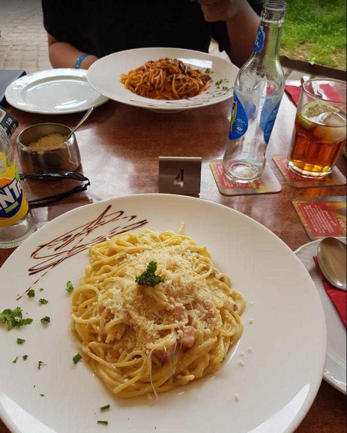Pasta italiana en Tenerife