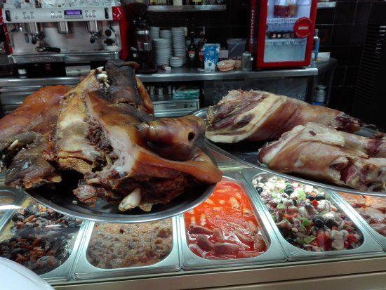 Restaurante con productos gallegos en Barcelona
