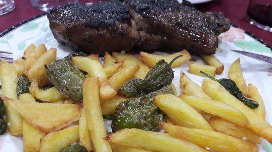Sugerencias de cheff / Carnes: Carta y menús de Restaurante Gallego Saudade