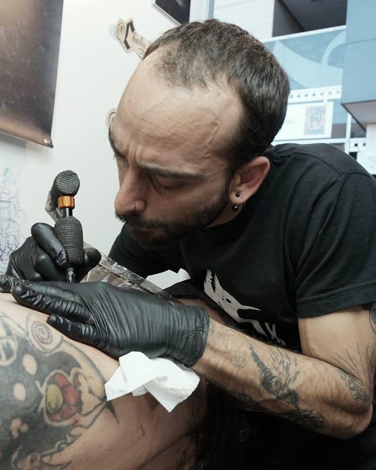Tu estudio de tatuajes de confianza