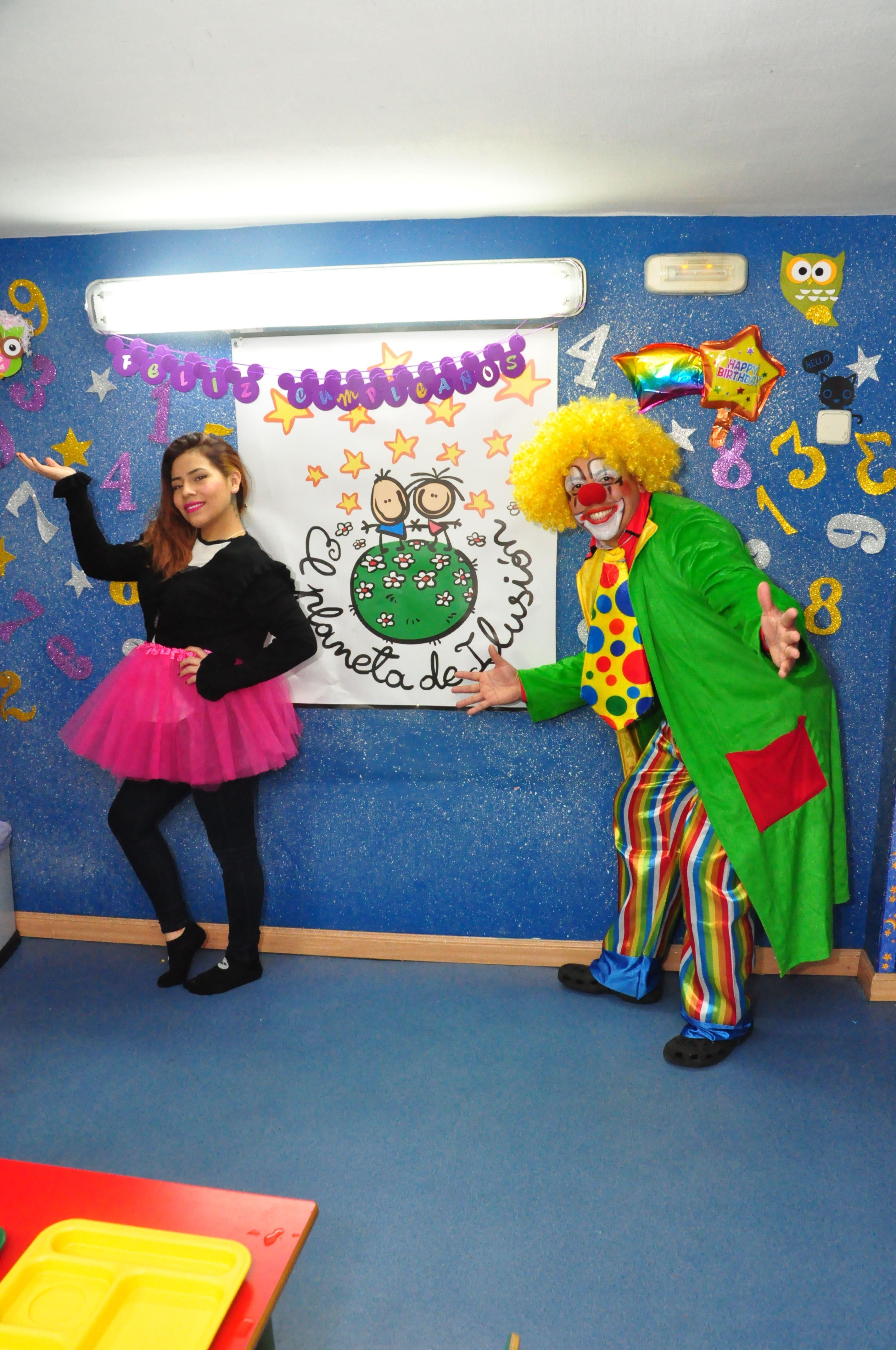 Celebrar cumpleaños infantiles en Usera, Madrid