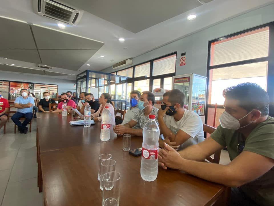 Buscamos lo mejor para el grupo de feriantes de Almería y provincia