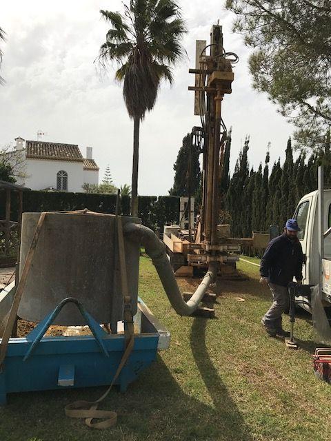 Sondeos en Málaga
