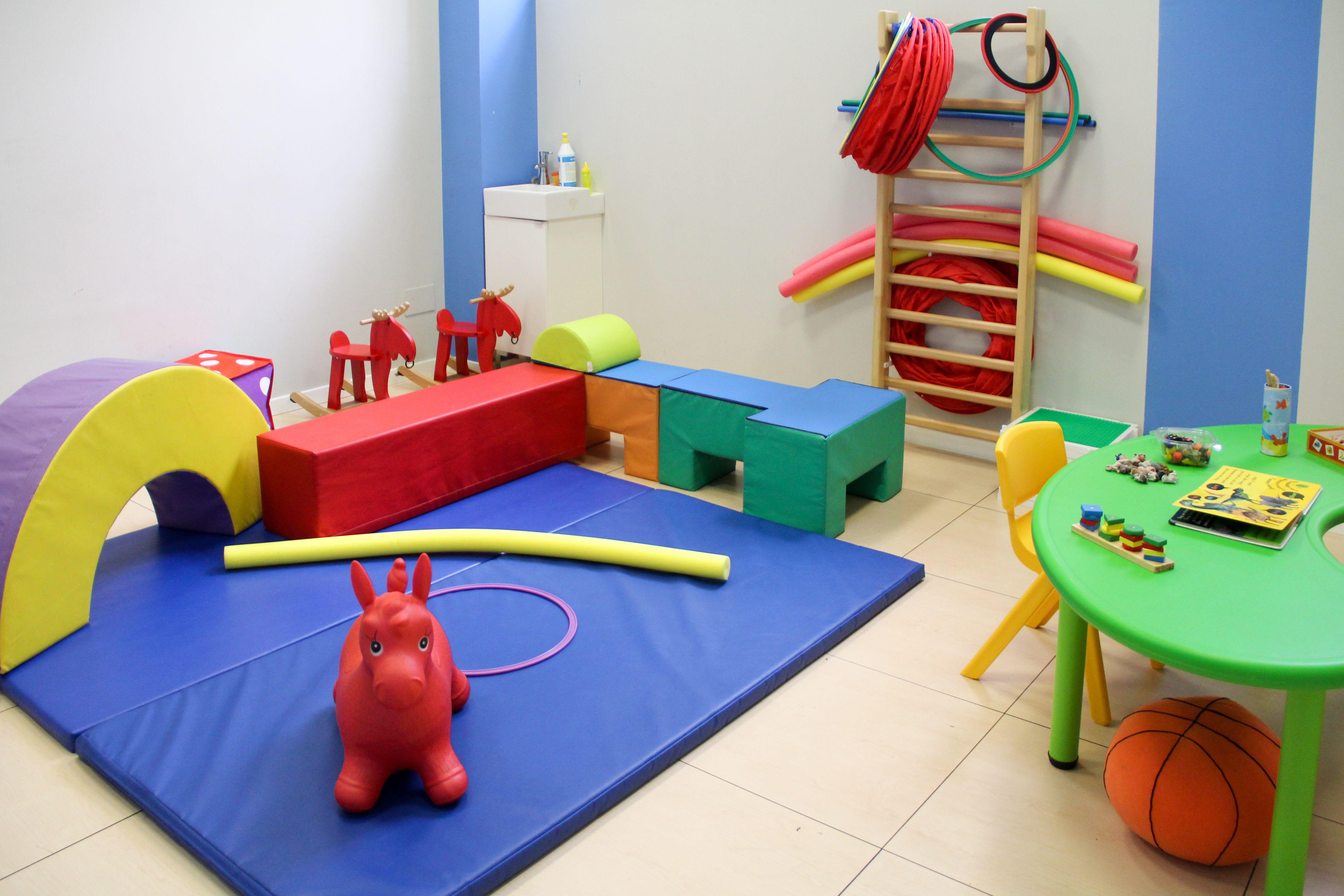 Los grandes beneficiados de estas sesiones son los niños. Centro Altea