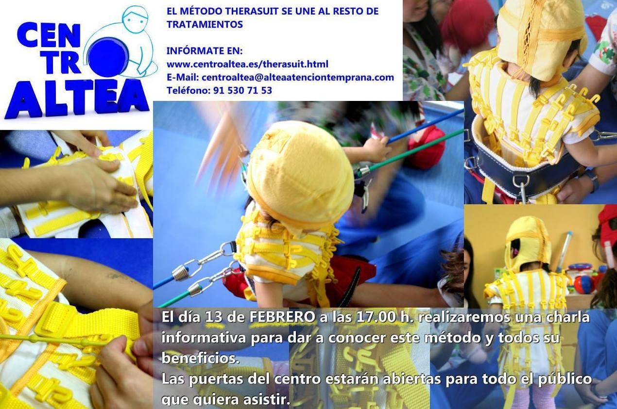 TheraSuit: Servicios de Centro Altea