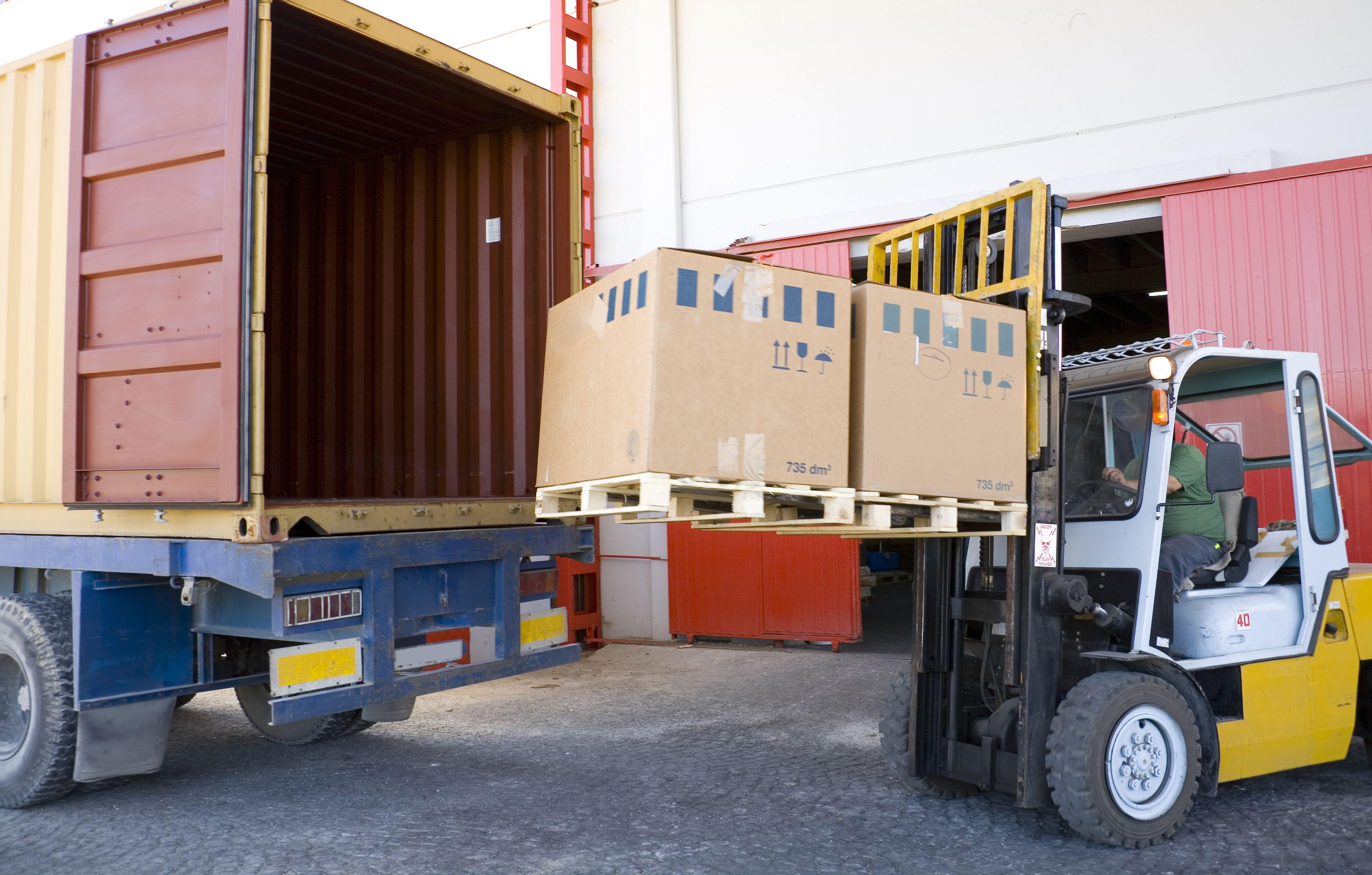 Transporte de mercancías nacionales e internacionales: Servicios de Mudanzas Nicolás