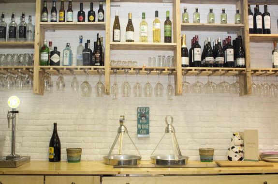 Vinos y otras bebidas