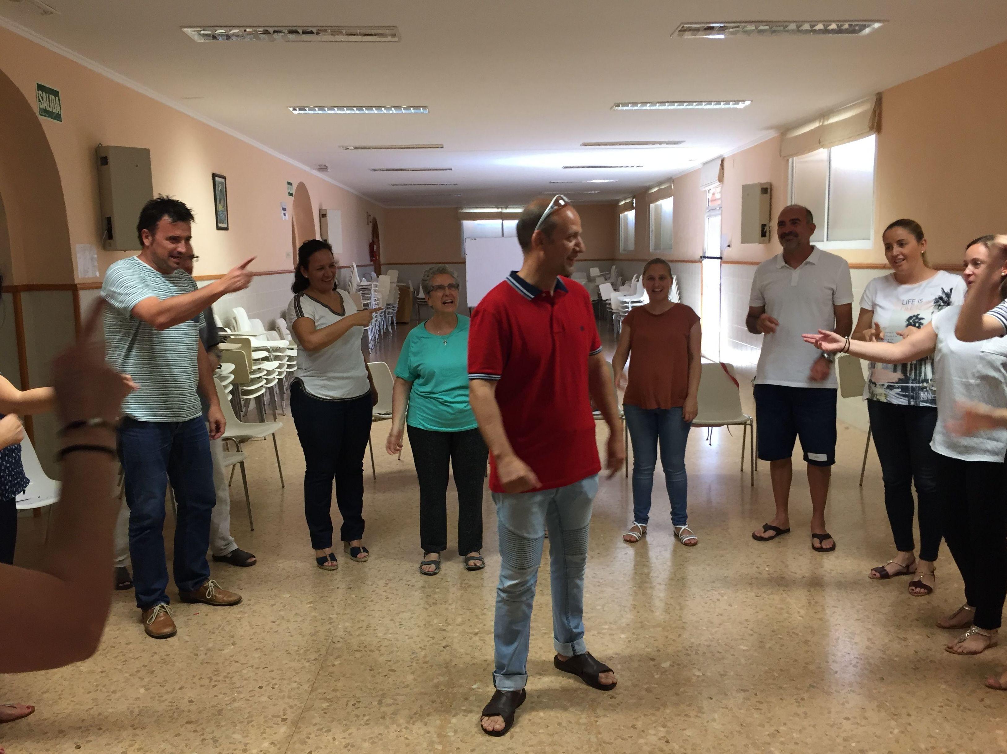 Primer bloque curso 2 IE CREO Esclavas prima/Infan. 2017