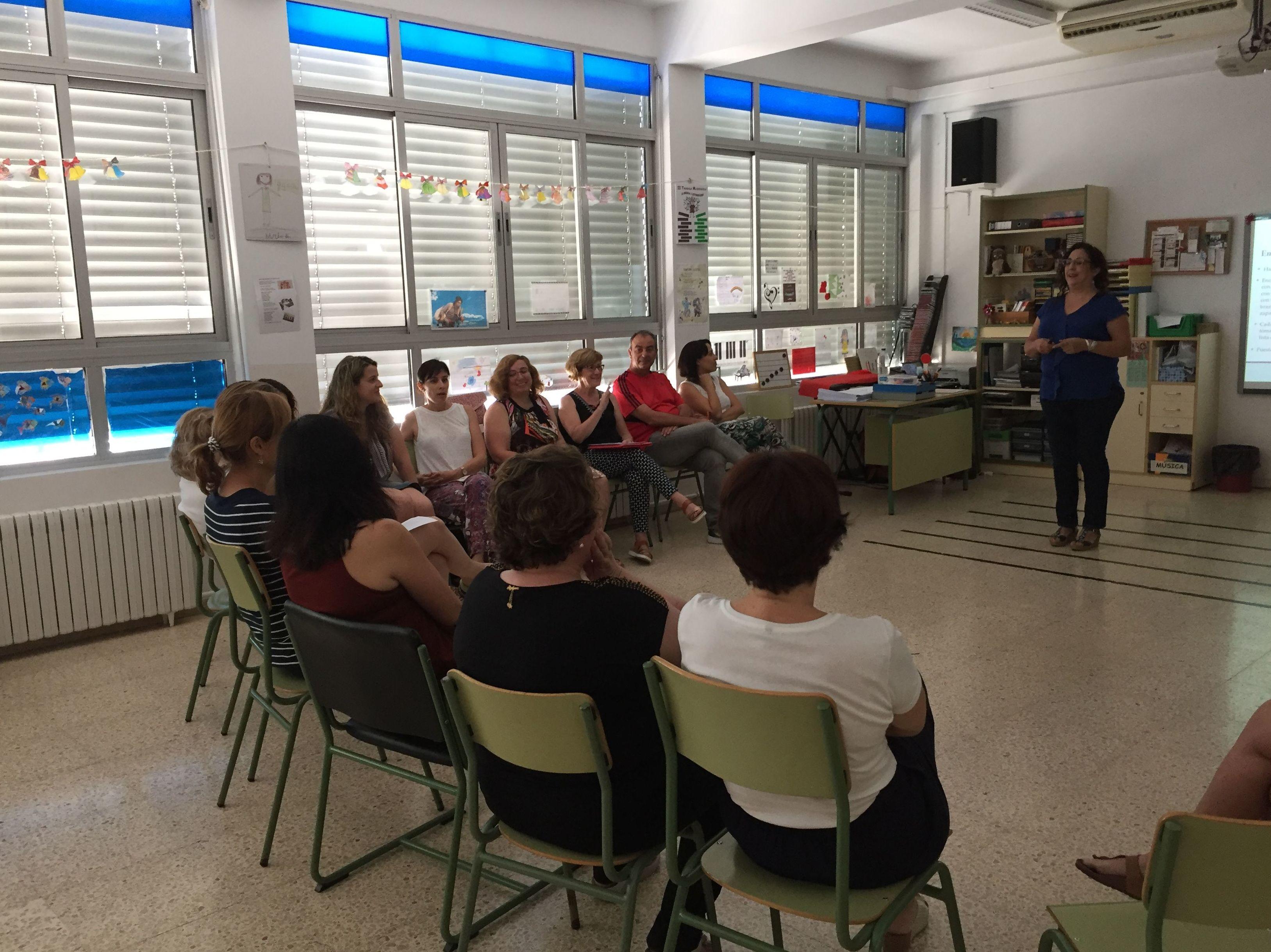 taller Joan Martorell I.E. Fundamento junio 2017