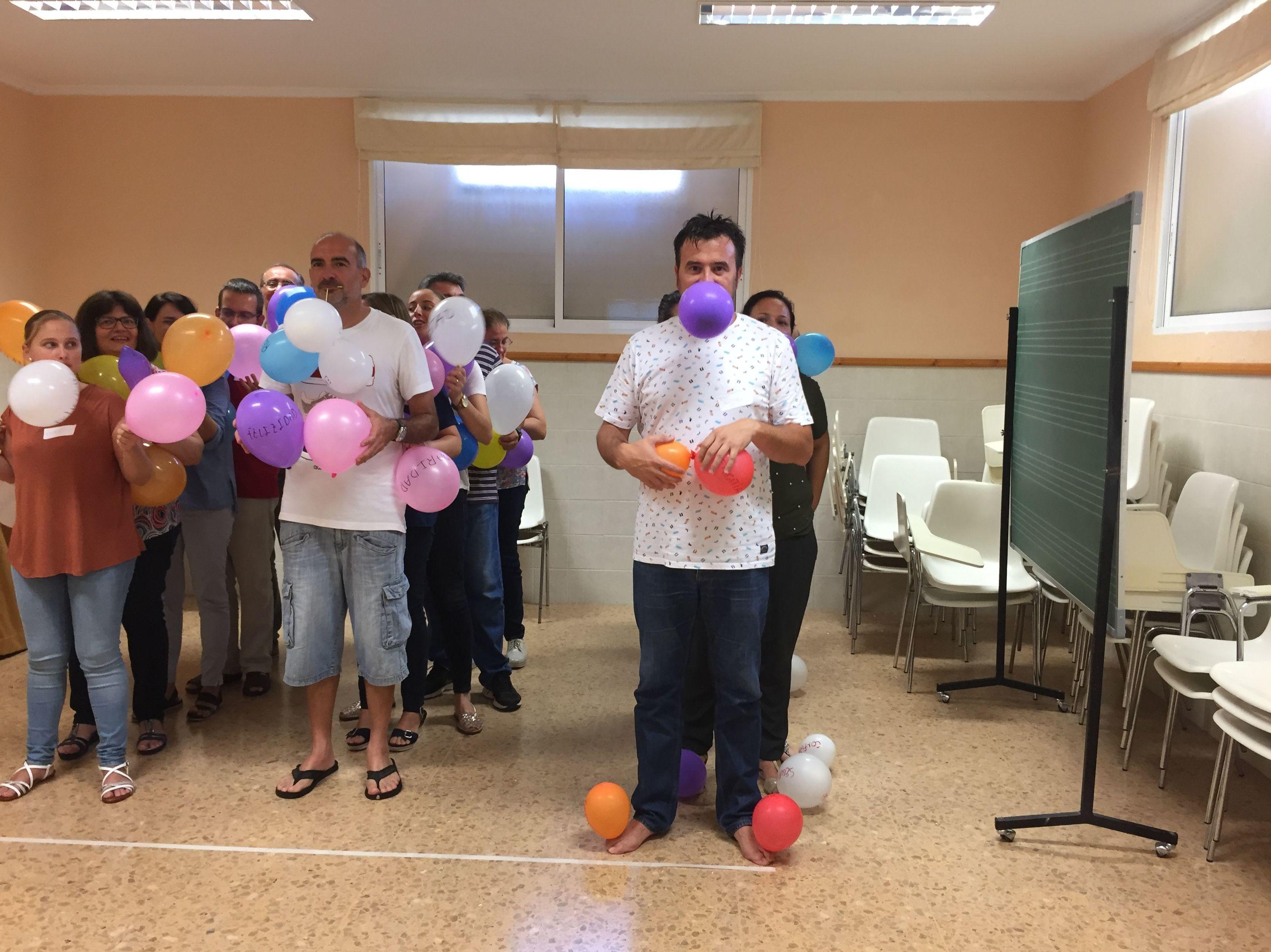 Primer bloque curso IE CREO Esclavas prima/Infan. 2017