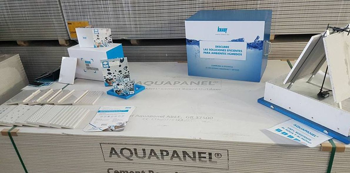 Sistema Aquapanel