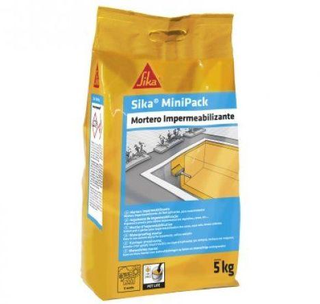 Sika Minipack Mortero impermeabilizante