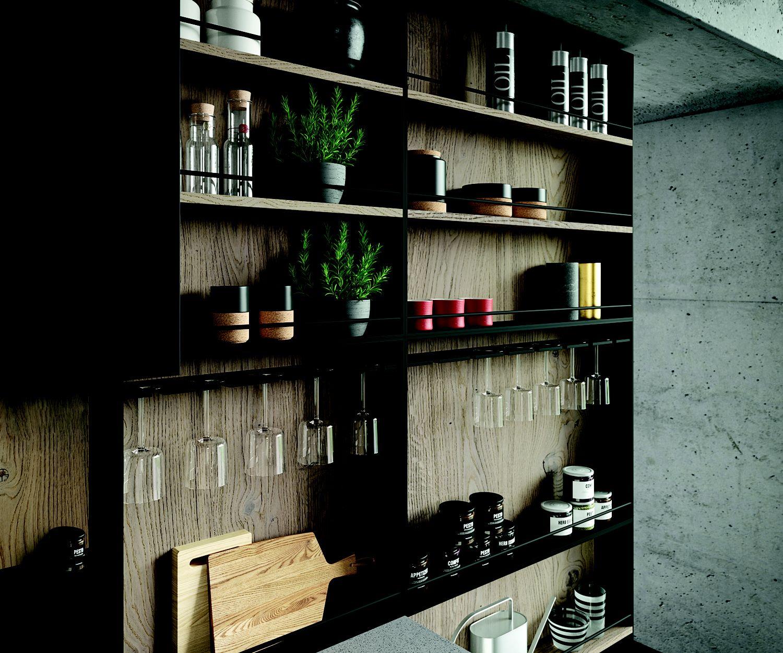 Muebles de cocinas nuevas tendencias en Granada