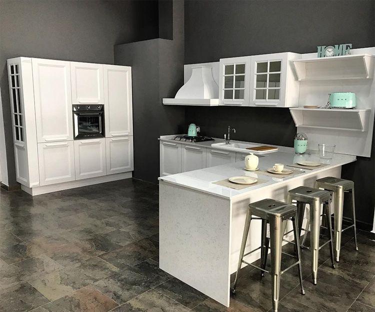 Diseño de cocinas nuevas tendencias en Granada